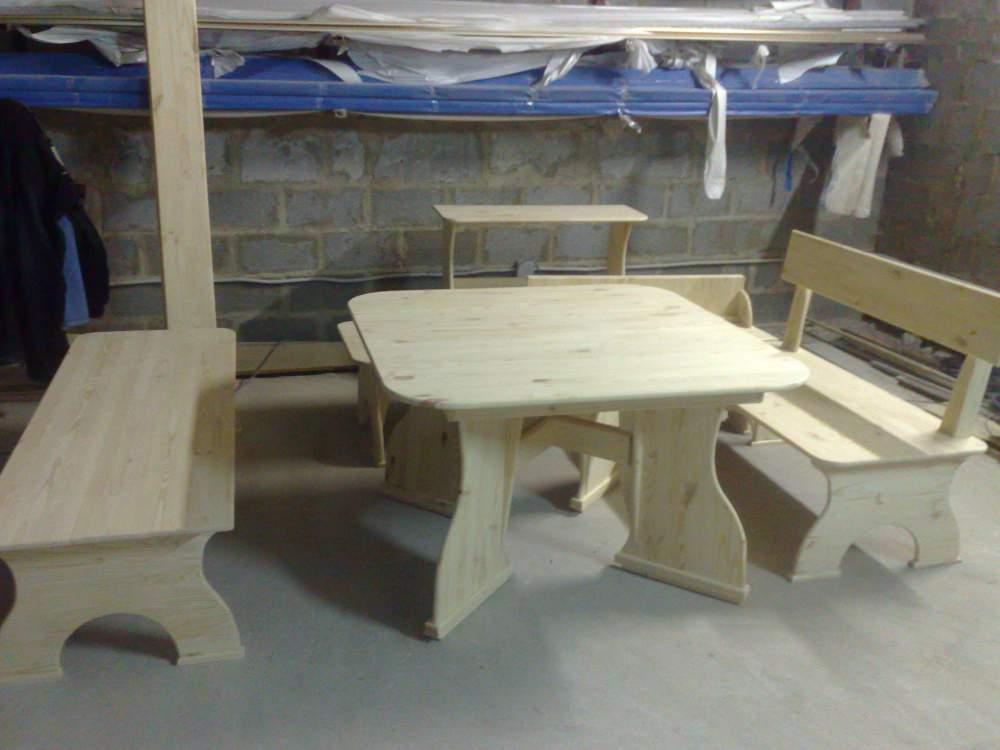 Заказать Мебель для бани