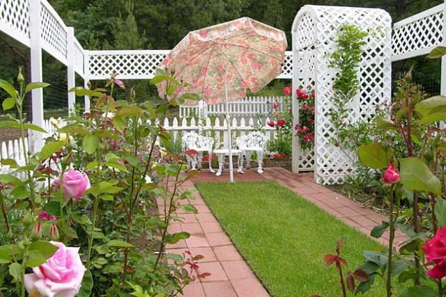 Заказать Авторские садовые постройки