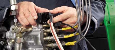 Заказать Ремонт Cummins - специализированный сервис с выездом к заказчику Компьютерная диагностика дилерским прибором двигателя и топливной системы Ремонт двигателей, насосов (ТНВД) и форсунок Common rail, насос- форсунок Проверка и регулировка насосов и форсунок