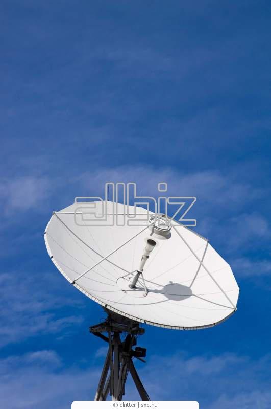 Заказать Установка спутниковых антенн