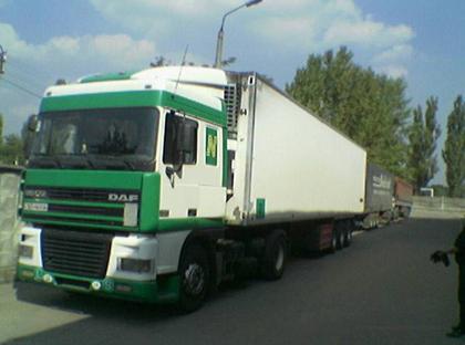 Заказать Перевозка скоропортящихся грузов