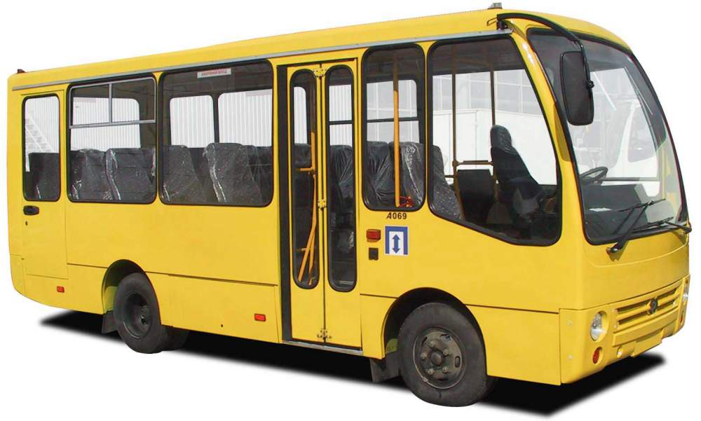 """Order Repair of buses """"Bogdan"""", """"Standard"""", """"Anton"""", """"I-VAN"""