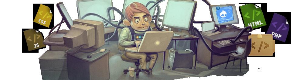 Заказать Программирование, создание сайтов