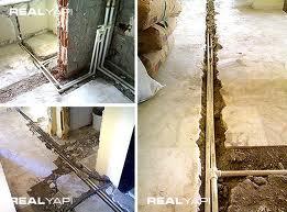 Заказать Прокладка внутренних сетей водопровода