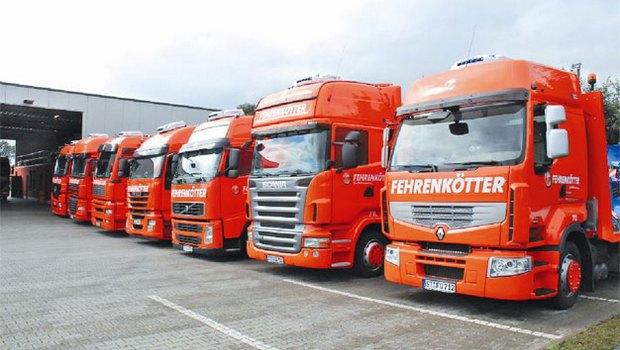 Заказать Ремонт грузовых автомобилей MAN, Mercedes, DAF, Renault, Volvo, Scania