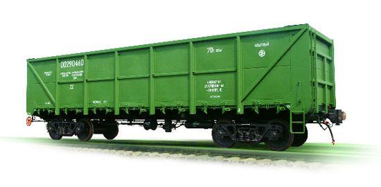 Заказать Перевозка грузов жд транспортом, тип вагонов - полувагон/окатышевоз