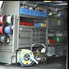 Order Capital repairs cargo, cars. Mobile auto repair shop
