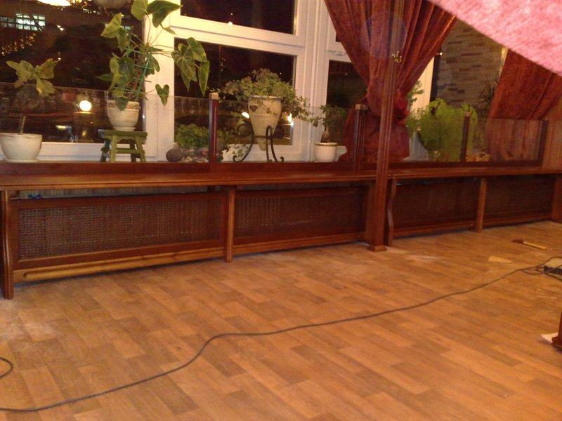 Order Installation of platbands and plinths in Kiev and Kirovohrad.