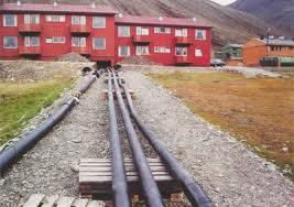 Заказать Строительство сетей водо- и теплоснабжения