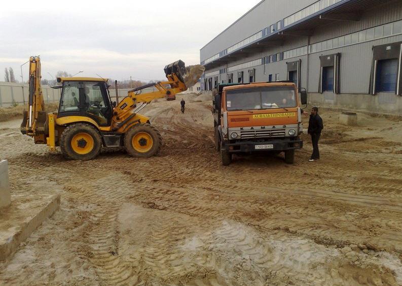 Заказать Разработка грунта механизированным способом