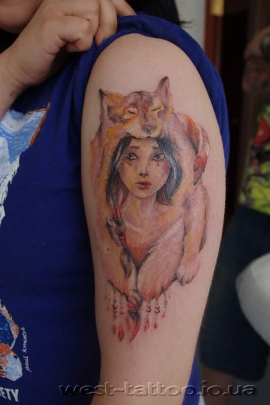 Заказать Татуировки