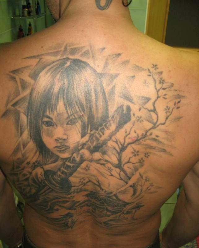Заказать Татуировки на шрамах