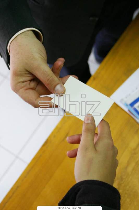 Заказать Изготовление уникальных визиток, переливающиеся визитки, стерео-варио визитки