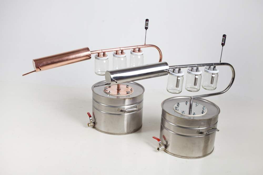 пошаговая инструкция самогонного аппарата