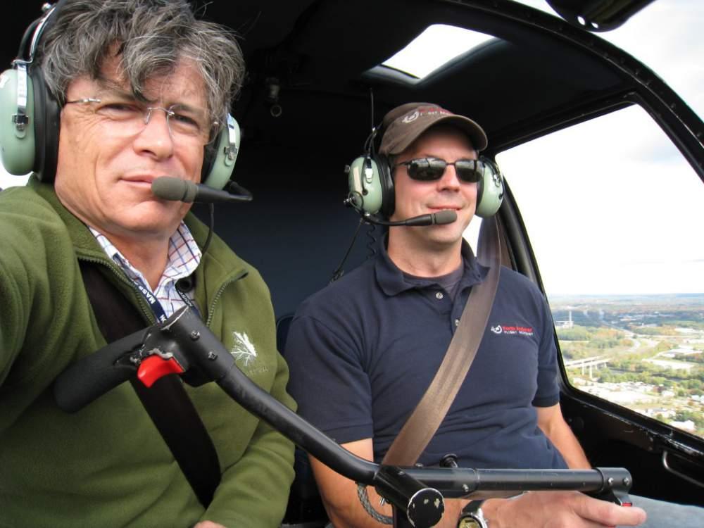 Подготовка частных пилотов для получения Свидетельства приватного пилота - PPL(H).