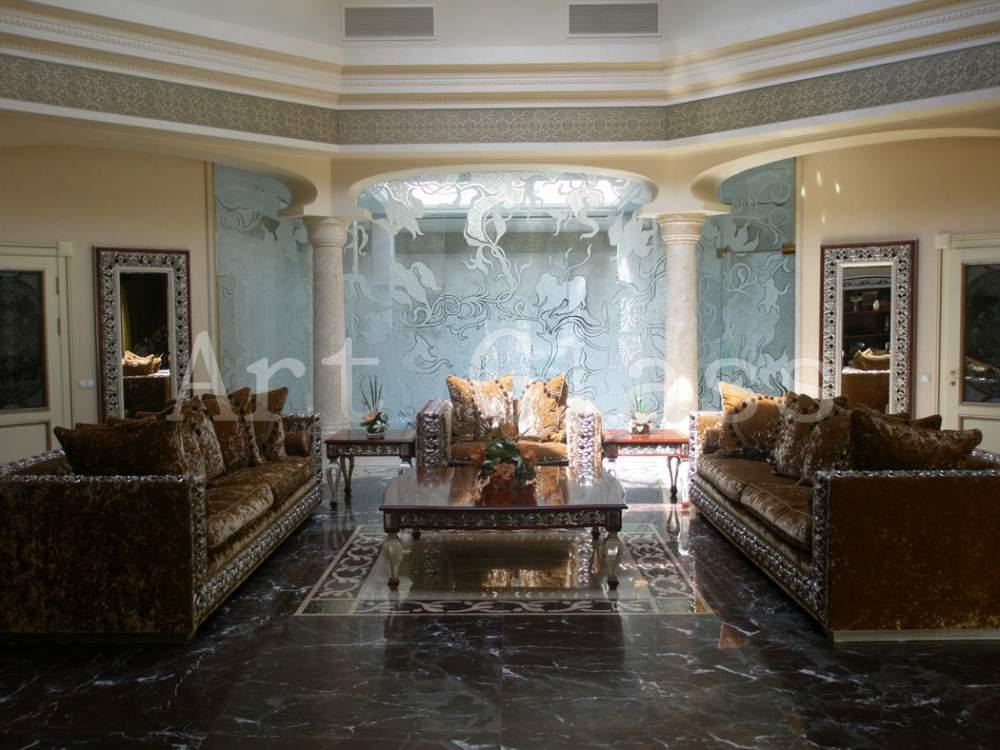 Order Interior design - exclusive development and realization