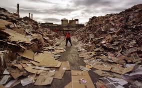 Дозвіл на розміщення відходів (получение разрешения на размещение отходов производства) в Украине