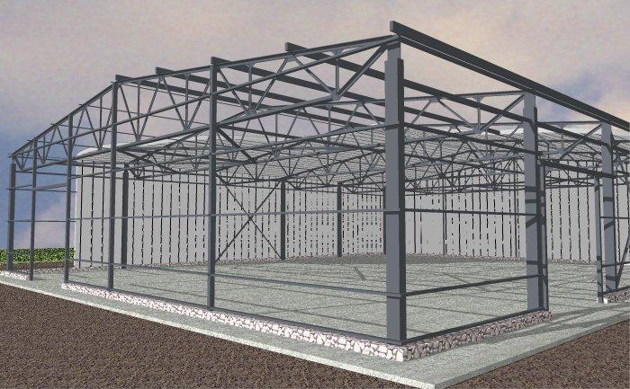 Заказать Проектирование быстровозводимых зданий. Строительство быстровозводимых зданий из металлоконструкций, с использованием термопрофилей и ЛСТК.