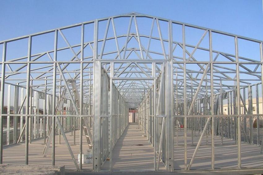 Заказать Проектирование зданий и сооружений легкой промышленности. Строительство быстровозводимых зданий из металлоконструкций, с использованием термопрофилей и ЛСТК.