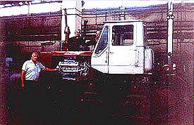 Заказать Переоборудование трактора Т-150