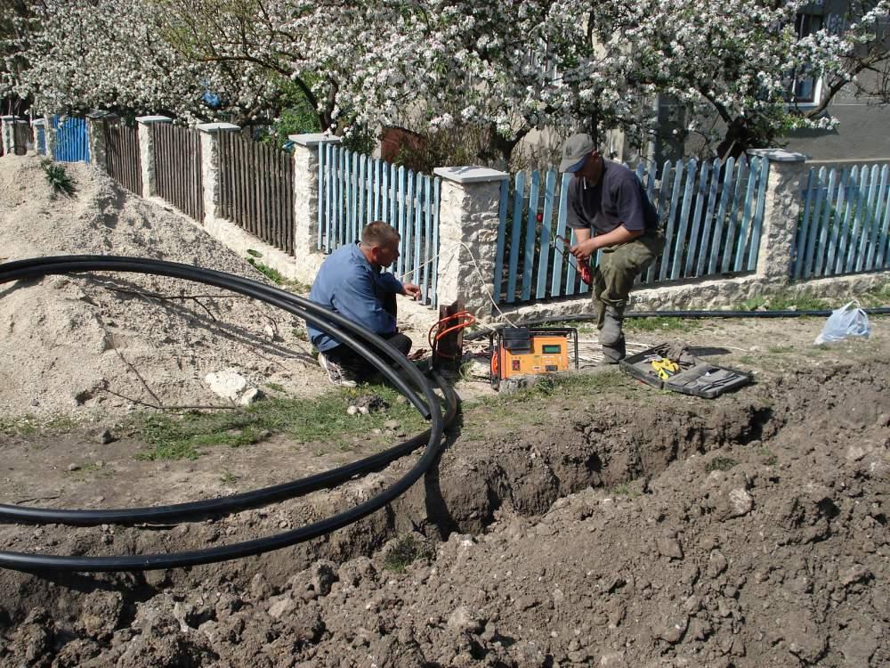 Водопровод, водоснабжение
