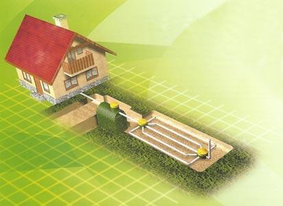 Канализация, монтаж и реконструкция канализации