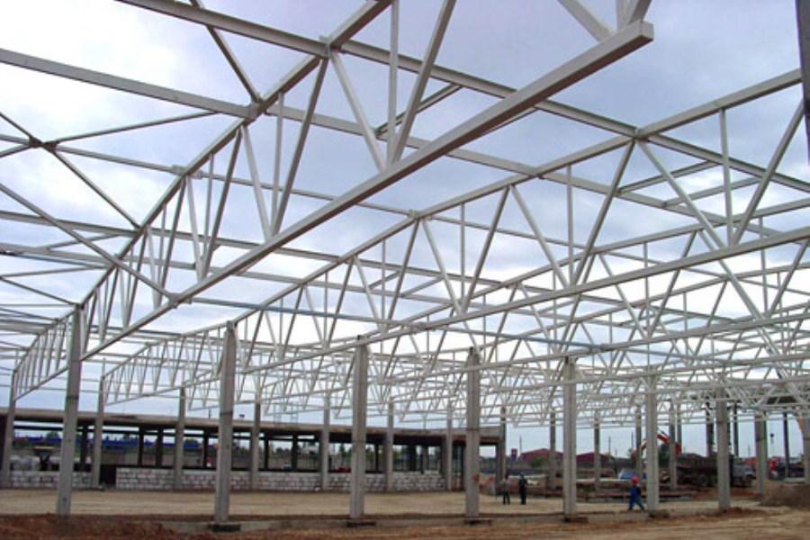 Заказать Проектирование и строительство производственных зданий, с использованием термопрофилей и ЛСТК.