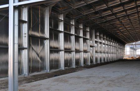 Заказать Проектирование и строительство промышленных зданий и сооружений, с использованием термопрофилей и ЛСТК.