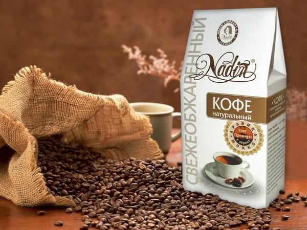 Заказать Чайно-кофейная компания NADIN