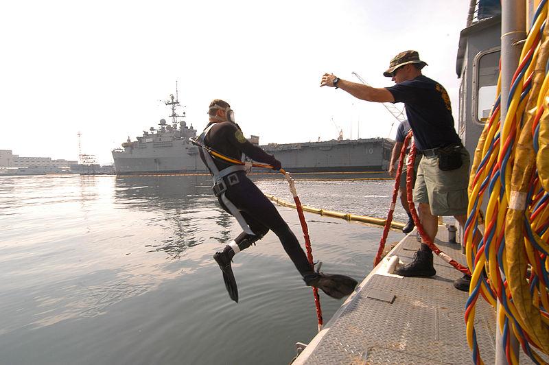 Заказать Подводные работы
