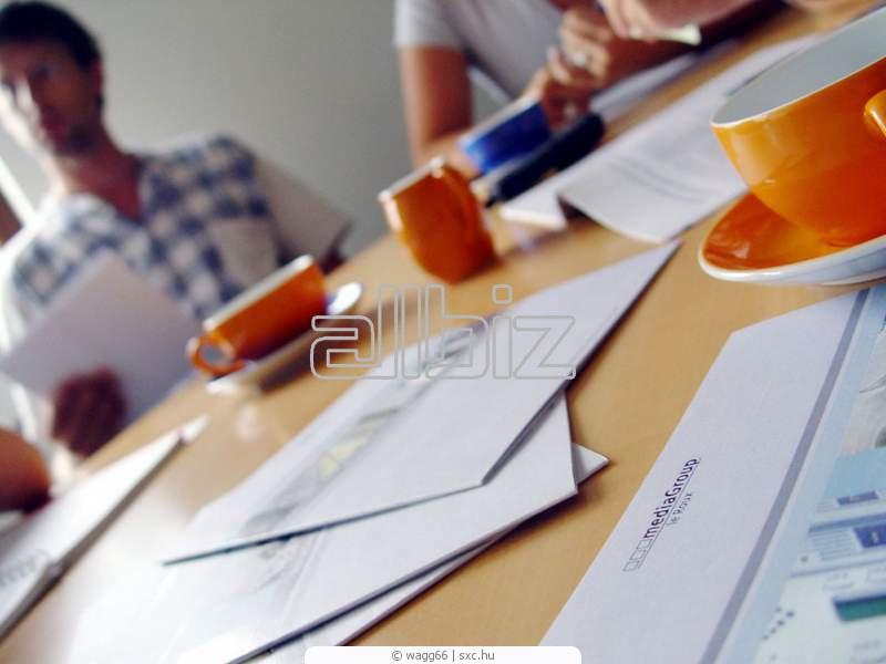 Заказать Проведение конференций, круглых столов