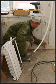 Ремонт и модернизация объектов теплообеспечения