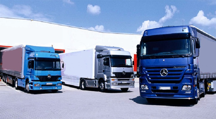 Order Transportations automobile classified by types of freights. Logistic services