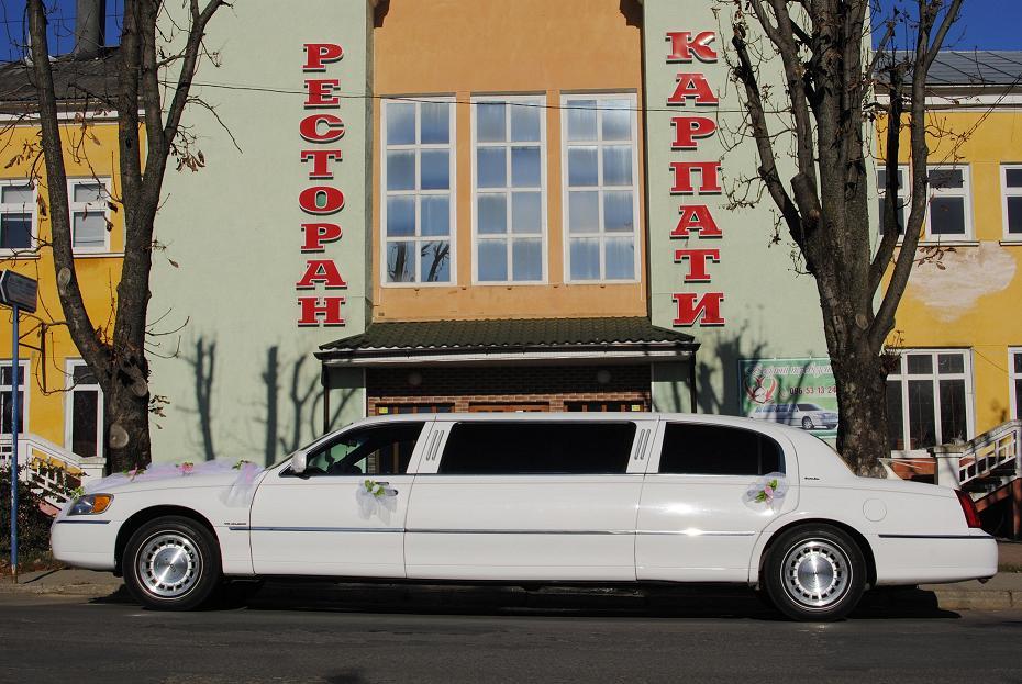 Заказать Заказ лимузина, Иванофранковск
