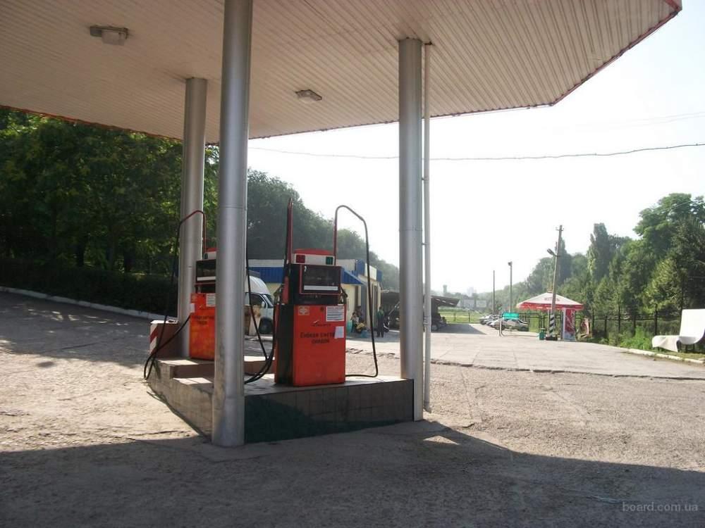 Капитально востонавительный ремонт автозаправочных станций
