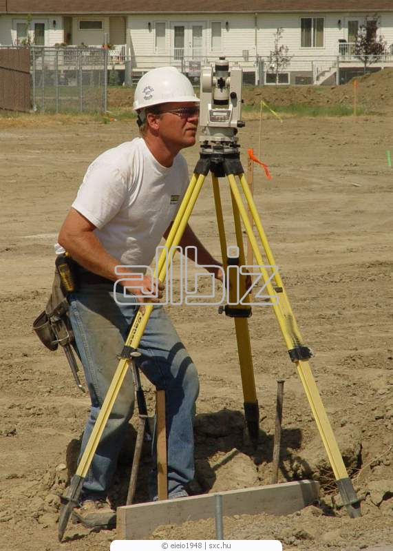 Заказать Вспомогательные работы в строительстве зданий и сооружений