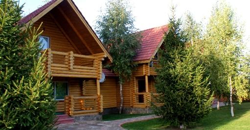Заказать Предлагаем уютные двухэтажные коттеджи VIP-класса на территории загородного гостинично-ресторанного комплекса «Ленивая Вера».