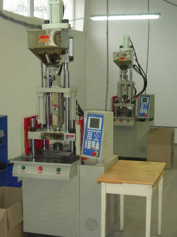 Шприц-пресс для литья пластмассы