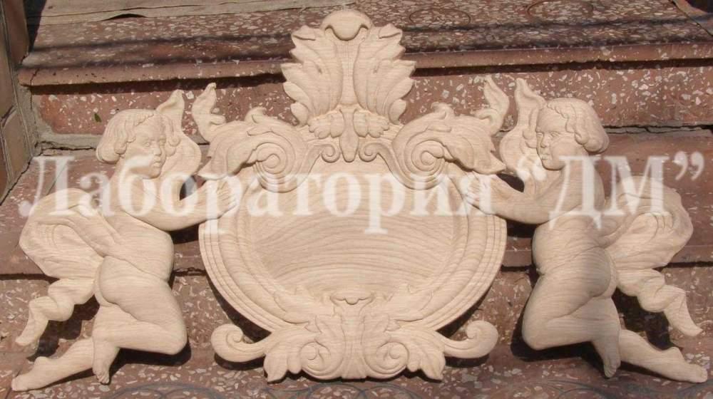 Заказать Резьба по дереву на заказ, украшение резьбой изделий из дерева.