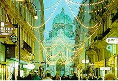 Заказать Новый год в Вене