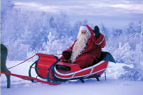 Заказать Зимний отдых и Финляндии