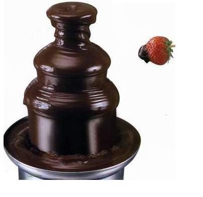 Заказать Шоколадные фонтаны. Аренда.