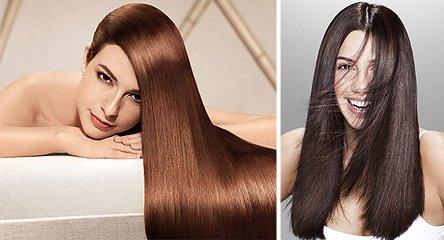 Биоламинирование - надежная защита для волос