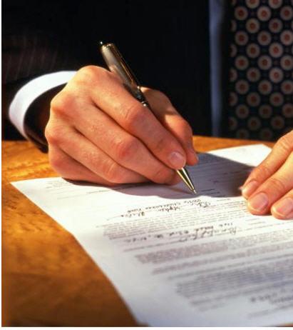 Заказать Услуги частного нотариуса