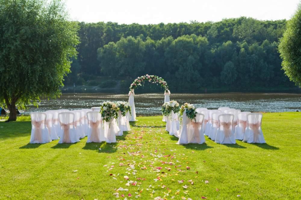Место для свадьбы в московской области