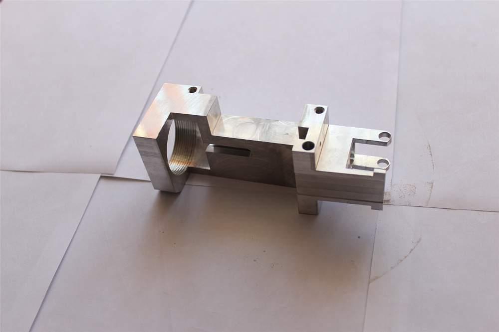 Механическая обработка деталей сложной формы