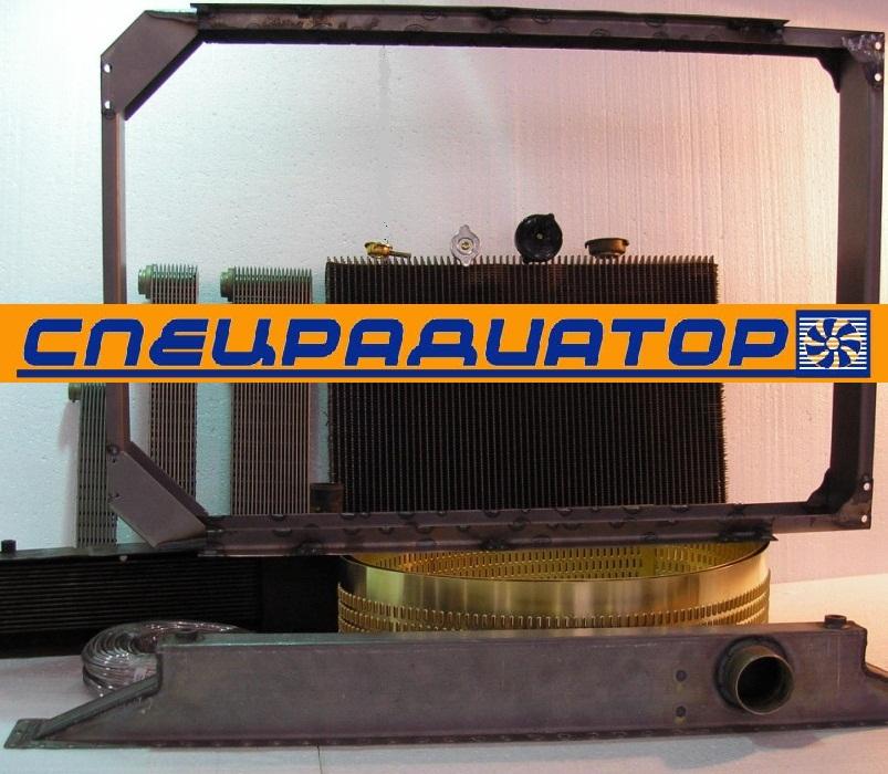 Ремонт радиаторов для погрузчиков