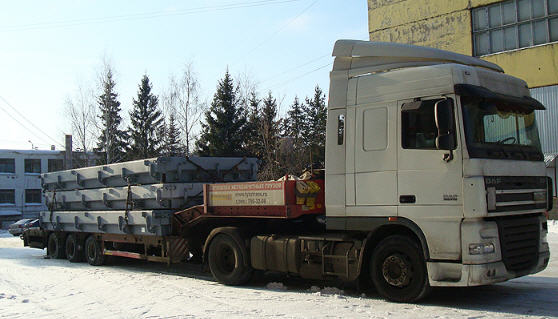 Order Metal transportation
