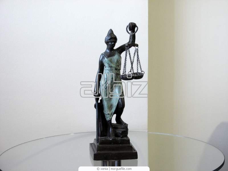 Заказать Правовые услуги