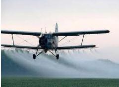Заказать Услуги авиации в сельском хозяйстве.